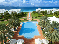 Anguilla Cuisinart Pool View