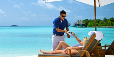 Maldives Beach Service