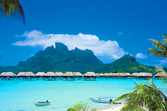Bora Bora Four Seasons Tahiti