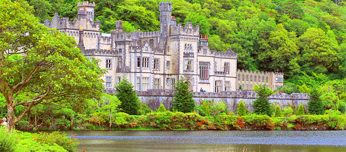 Brendan Kylemore Abbey header