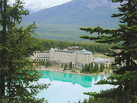 Canada Lake Louise Fairmont