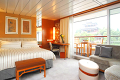 China Yangtze Explorer Stateroom