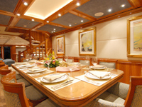 Yacht Dining Salon