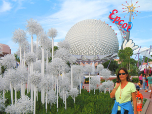 Epcot Center Disney World, Orlando Florida USA
