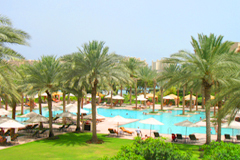 Dubai Resort Pool