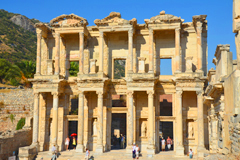 Ephesus Library Turkey