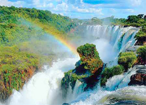 Highlights of South America Tour Iguazu Falls