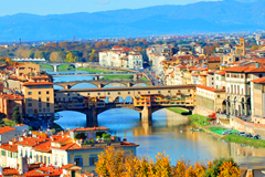 Florence Italy Bridge FT
