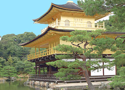 Japan Golden Pavilion Kyoto