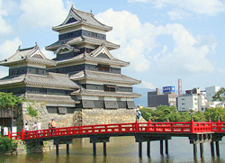 Japan Matsumoto Castle