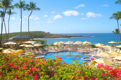 Lanai Manele Bay Hawaii
