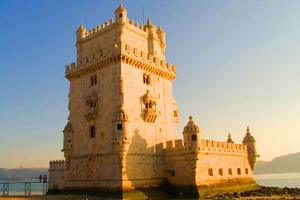 Portugal Lisbon Belem Tower MF