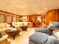Yacht Main Salon