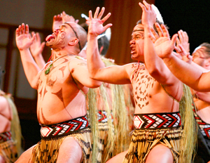 Maori Dance New Zealand