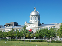 Montreal Bonsecours Market