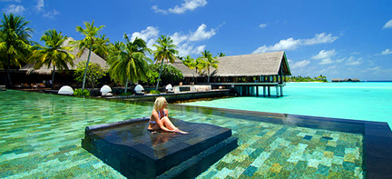 Maldives Pool One and Only