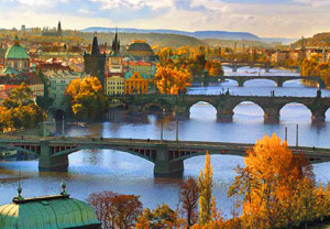 Prague Bridges TB