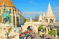Holland River Cruise Fisherman's Bastion Budapest