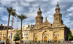 Santiago Chile South America travel information