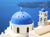 Top Ten Romantic Destinations Greece