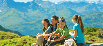 Swiss Family Hiking