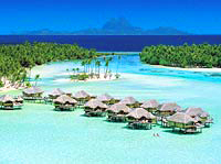 Top Ten Island Destinations Tahiti