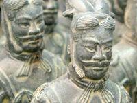 China Terra Cotta Warriors