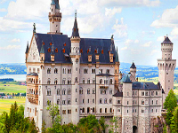 Top Ten Summer Destinations Germany