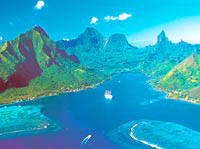 Top Ten Romantic Destinations Bora Bora Tahiti