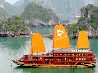 Top Ten Romantic Destinations Ha Long Bay Vietnam