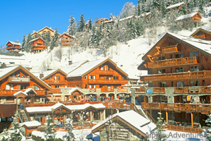 Top Ten Ski Destinations Meribel