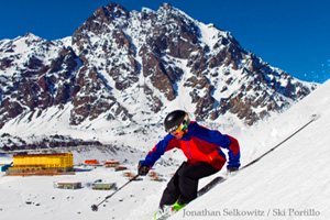 Top Ten Ski Destinations Portillo, Chile