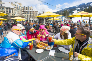 Top Ten Ski Destinations Whistler Longhorn