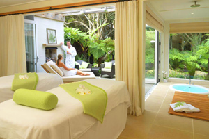 Top Ten Spa Destinations Lodge Kauri Cliffs New Zealand