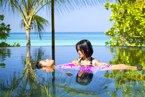 Top Ten Spa Destinations One&Only Reethi Rah Maldives
