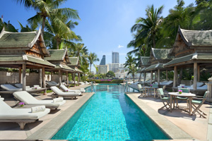 Top Ten Spa Destinations Peninsula Bangkok Thailand