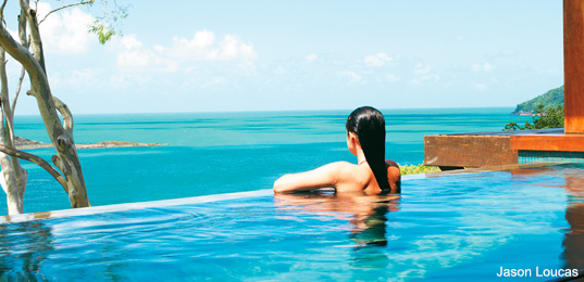 Top Ten Spa Destinations Qualia Pool
