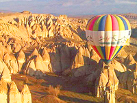 Turkey Cappadocia balloon Ride