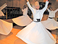Turkey Whirling Dervish