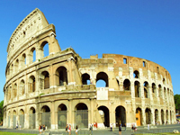 Top Ten Romantic Destinations Rome Italy